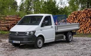 Volkswagen Transporter (2 / 3)