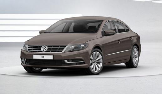 Volkswagen CC (1 / 1)