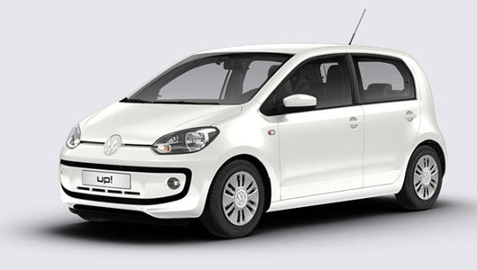 Volkswagen up! (1 / 1)