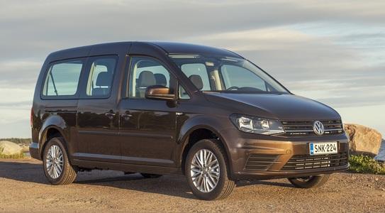 Volkswagen Caddy Maxi (1 / 1)