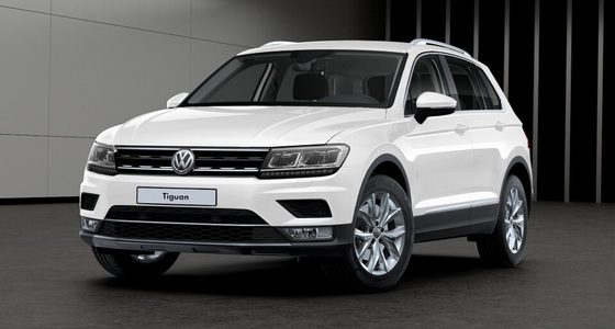 Volkswagen Tiguan (1 / 1)