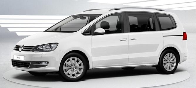 Volkswagen Sharan (1 / 1)