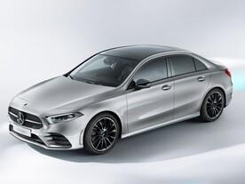 Mercedes-Benz A (2 / 3)