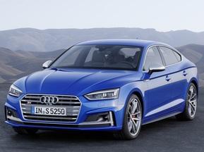Audi S5 (1 / 3)