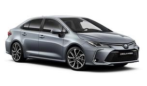 Toyota Corolla (3 / 3)