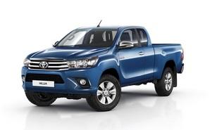 Toyota Hilux (1 / 3)