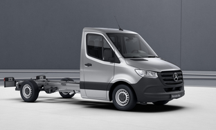 Mercedes-Benz SPRINTER (2 / 3)