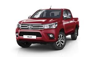 Toyota Hilux (2 / 3)