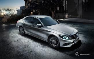 Mercedes-Benz C (1 / 3)