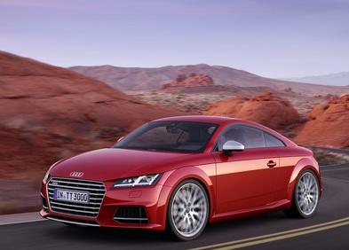 Audi TTS (1 / 2)