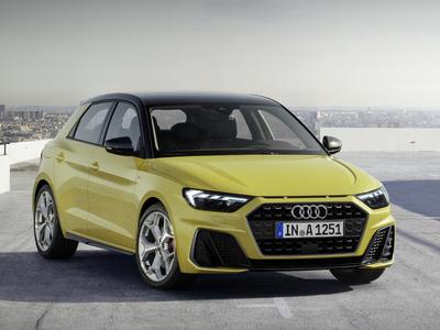 Audi A1 (1 / 1)