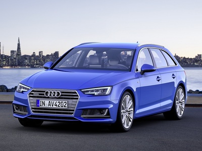 Audi A4 (2 / 2)