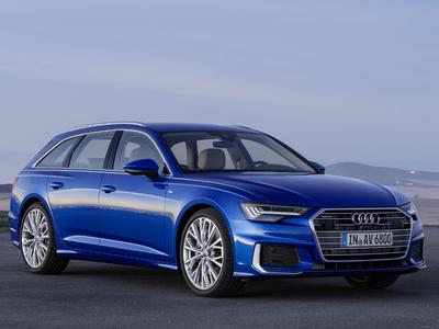 Audi A6 (2 / 2)