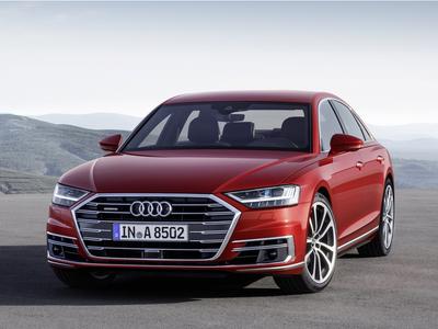 Audi A8 (1 / 1)