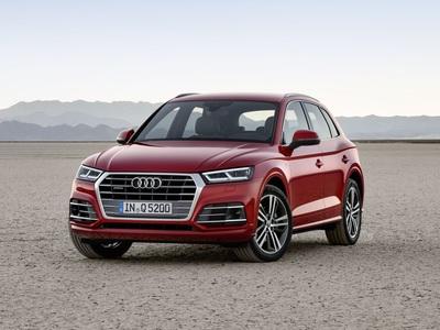 Audi Q5 (1 / 1)