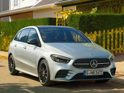 Mercedes-Benz B (1 / 1)