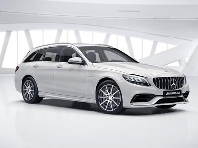 Mercedes-Benz C (2 / 2)