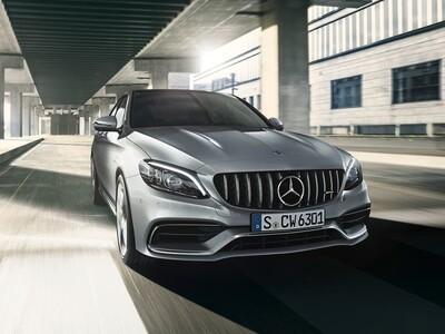 Mercedes-Benz C (1 / 2)