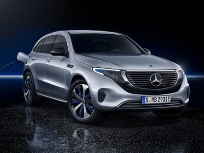 Mercedes-Benz EQC (1 / 1)