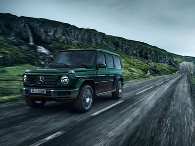 Mercedes-Benz G (1 / 1)