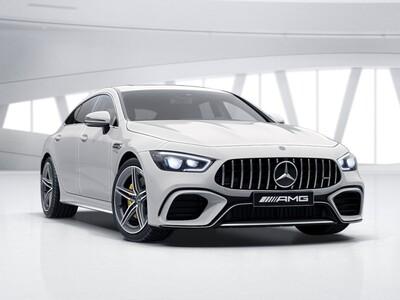 Mercedes-Benz GT (1 / 2)