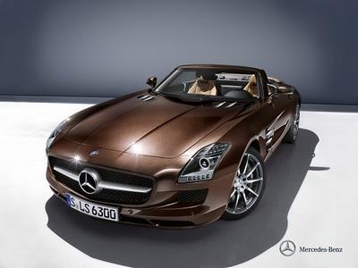 Mercedes-Benz SLS (2 / 2)