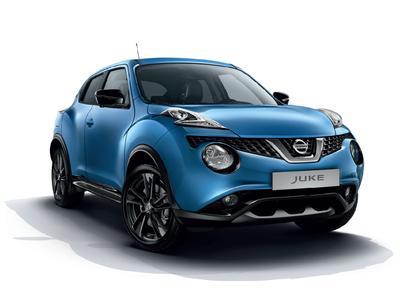 Nissan JUKE (1 / 1)