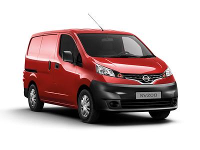 Nissan NV200 (1 / 1)
