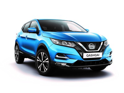 Nissan QASHQAI (1 / 1)