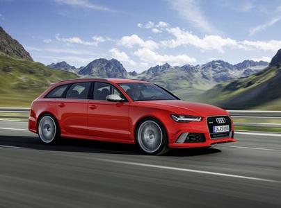 Audi RS6 (1 / 1)