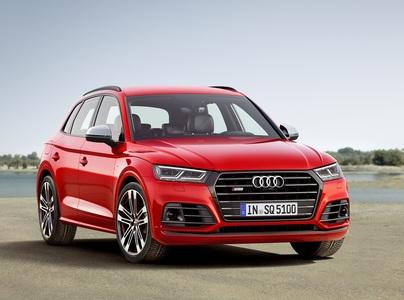 Audi SQ5 (1 / 1)