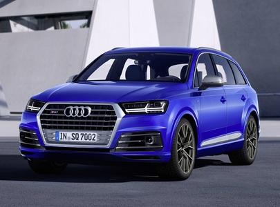 Audi SQ7 (1 / 1)