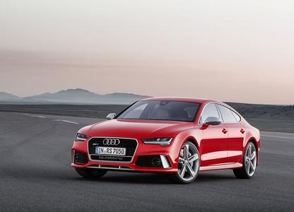 Audi RS 7 (1 / 1)