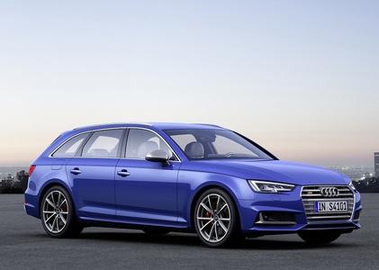 Audi S4 (2 / 2)