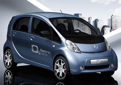 Peugeot ION (1 / 1)