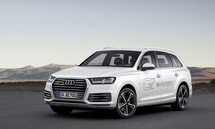Audi Q7 (2 / 2)