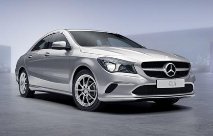 Mercedes-Benz CLA (1 / 2)
