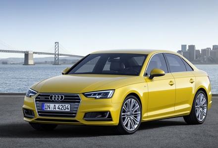 Audi A4 (1 / 2)