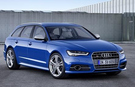Audi S6 (2 / 2)