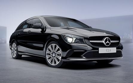 Mercedes-Benz CLA (2 / 2)