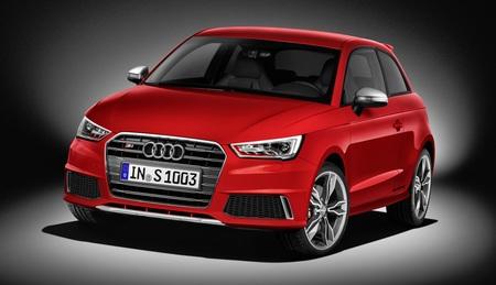 Audi S1 (1 / 2)