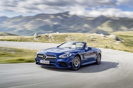 Mercedes-Benz SLC (1 / 2)
