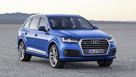 Audi Q7 (1 / 2)