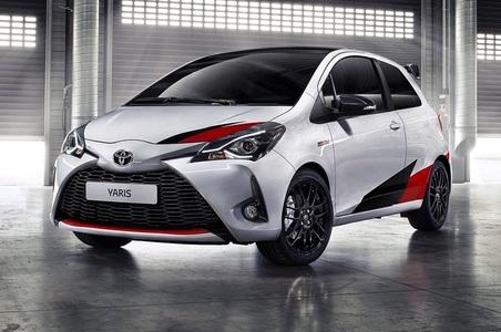 Toyota Yaris GRMN (1 / 1)