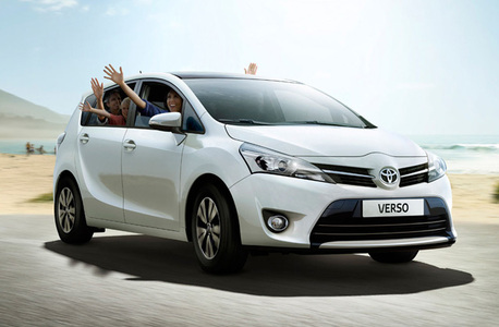 Toyota Verso (1 / 1)