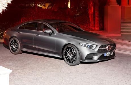 Mercedes-Benz CLS (1 / 1)