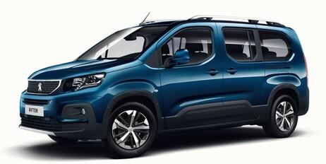 Peugeot Rifter (2 / 2)