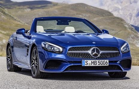 Mercedes-Benz SL (1 / 2)