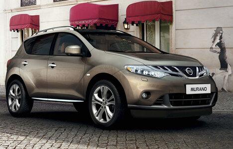 Nissan MURANO (1 / 1)