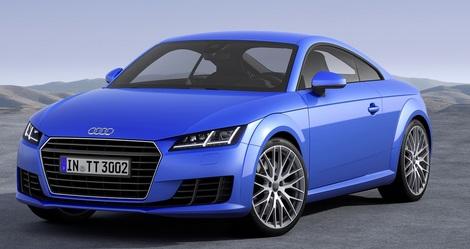Audi TT (1 / 2)